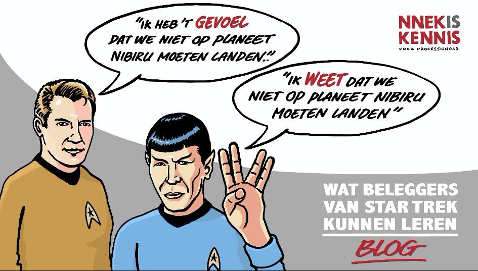 Wat beleggers van Star Trek kunnen leren